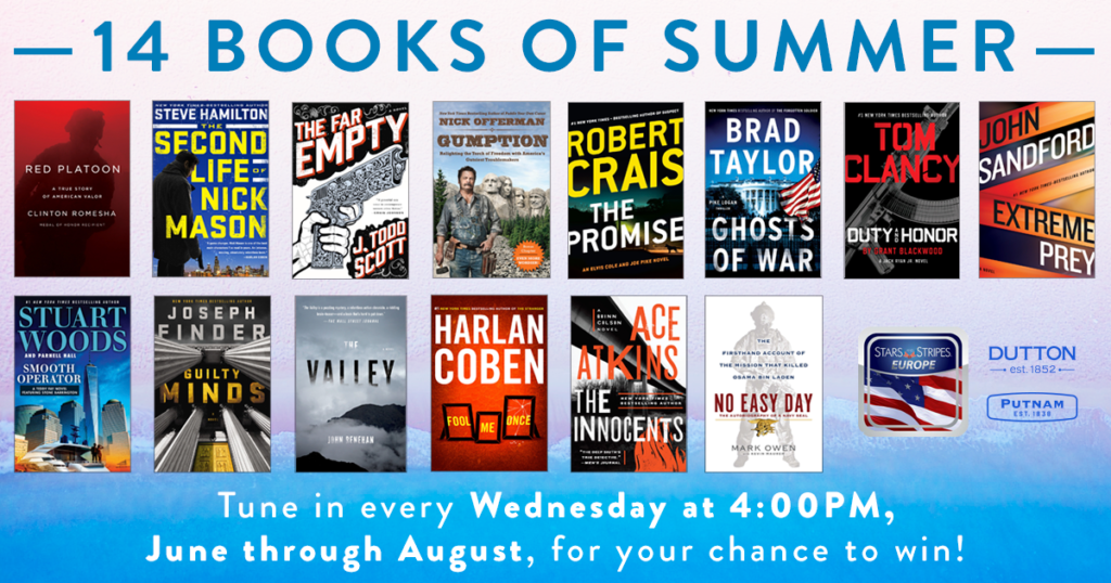 14 Books of Summer